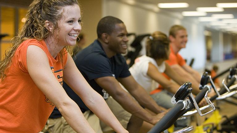 America's Healthiest Campus Masthead 1