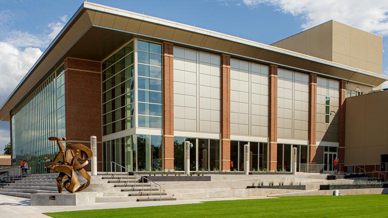 McKnight Center Masthead 4