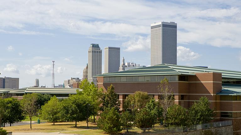 OSU Tulsa Masthead 2