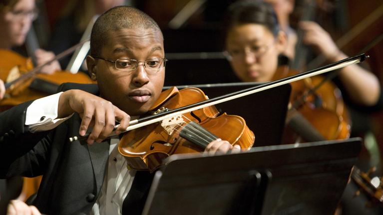 OSU Orchestra Student