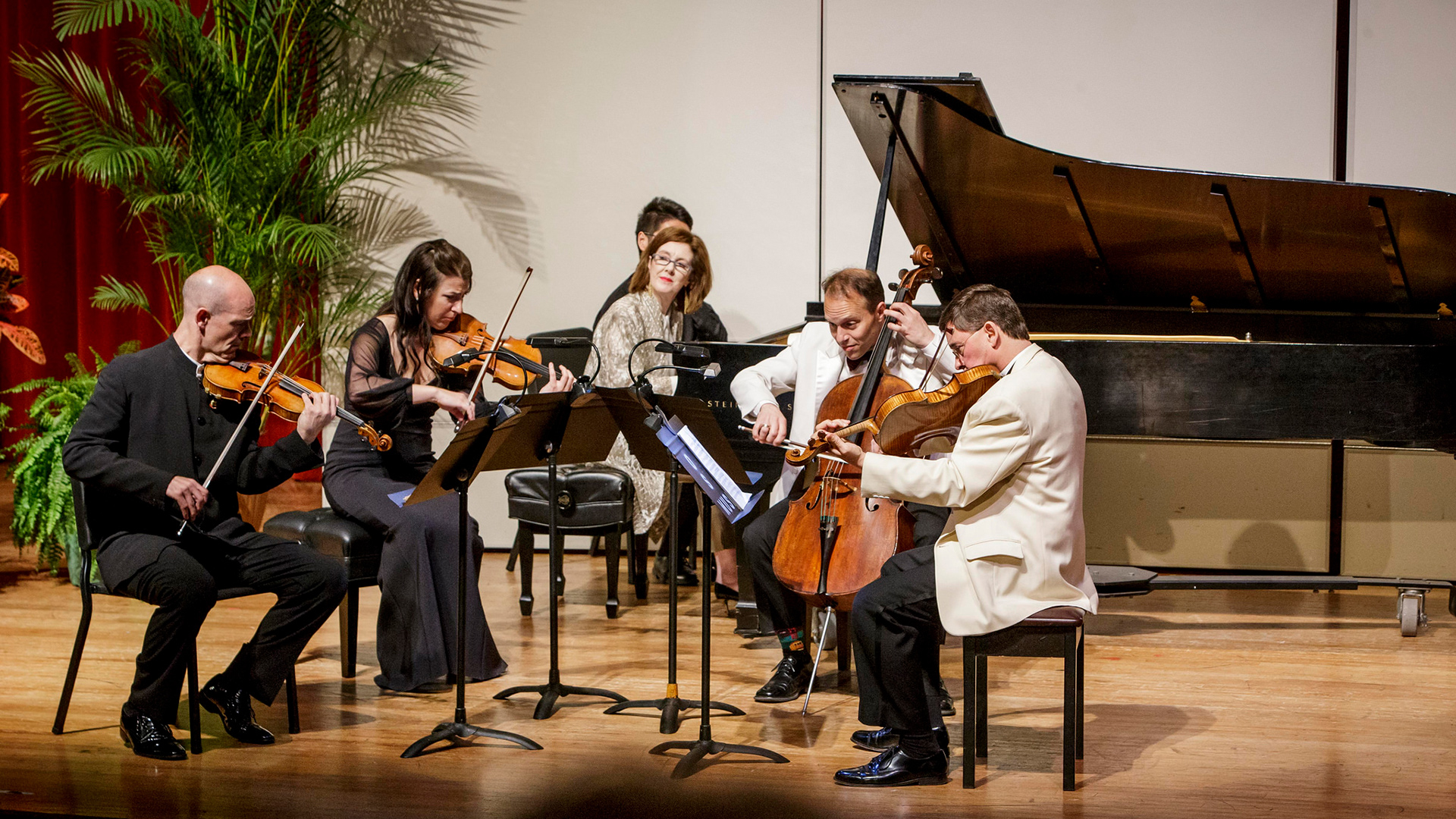 Inaugural Chamber Music Festival for April 2018