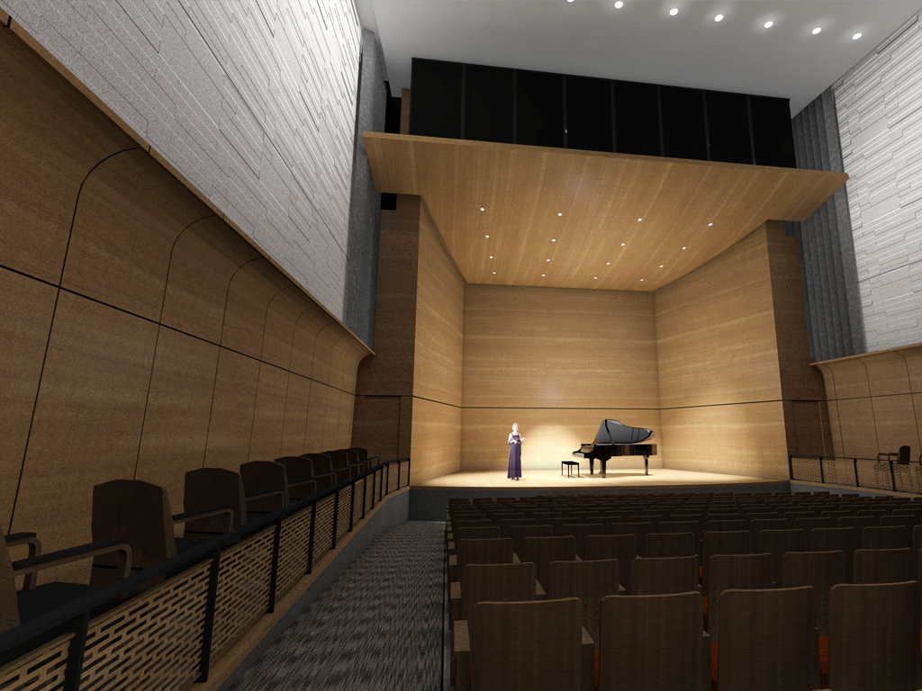 McKnight Center - Recital Hall