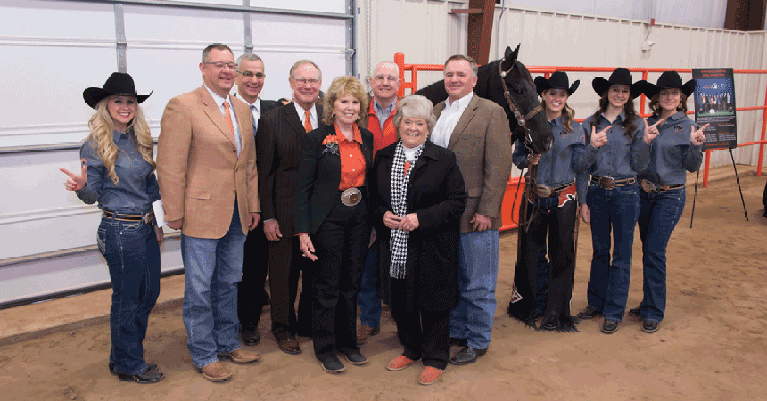 cline-equine-center-grand-opening