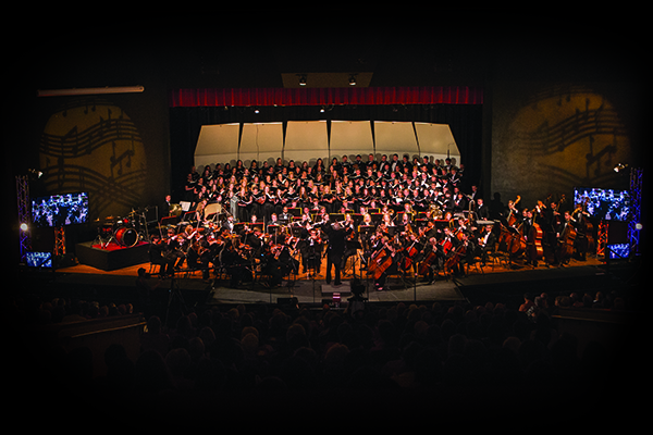 Choir and Symphony