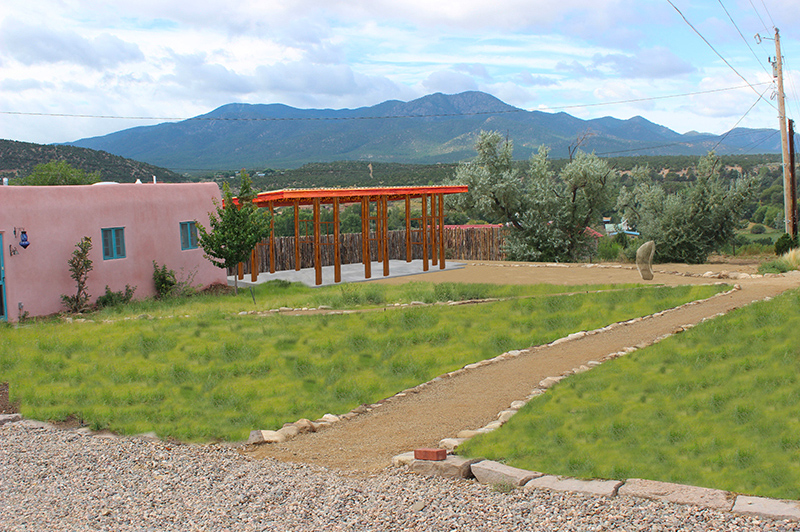 Outdoor studio and classroom planned