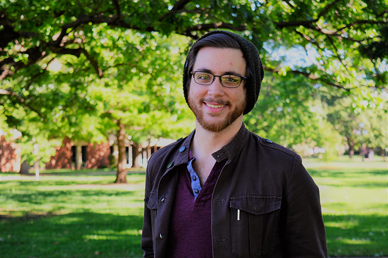 Scholarship supports poetry graduate student