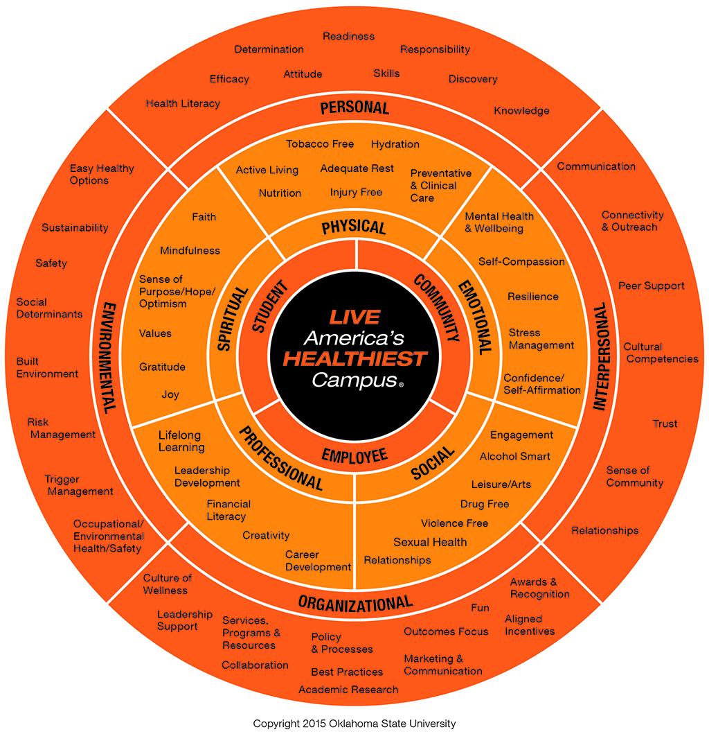 Complex Wellness Model
