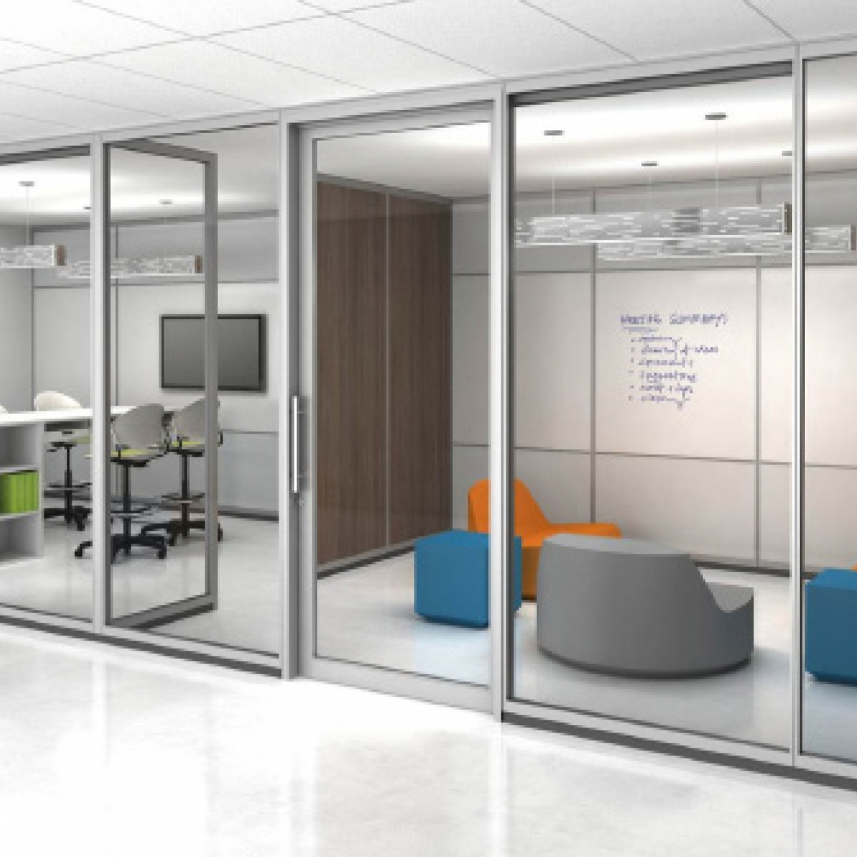 Student Project Spaces