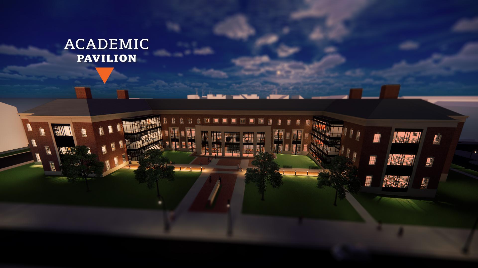 Academic Pavilion