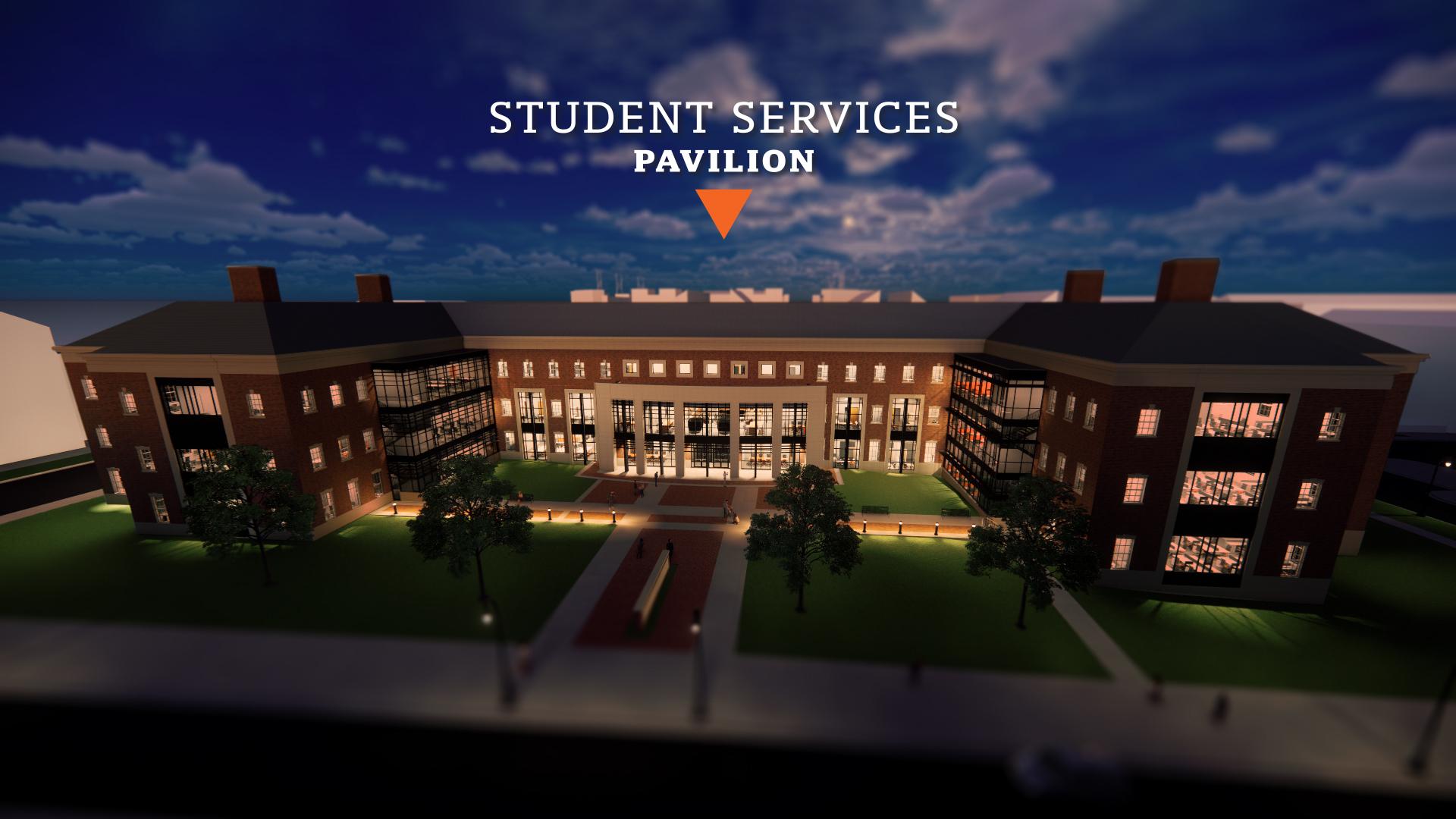 Student Services Pavilion