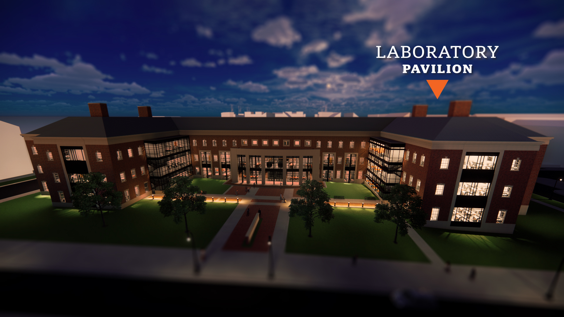 Laboratory Pavilion